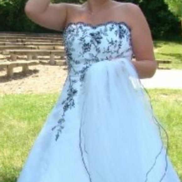 2008 David's Bridal Dresses